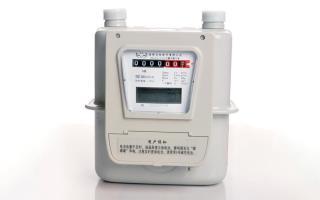 家用膜式燃气表